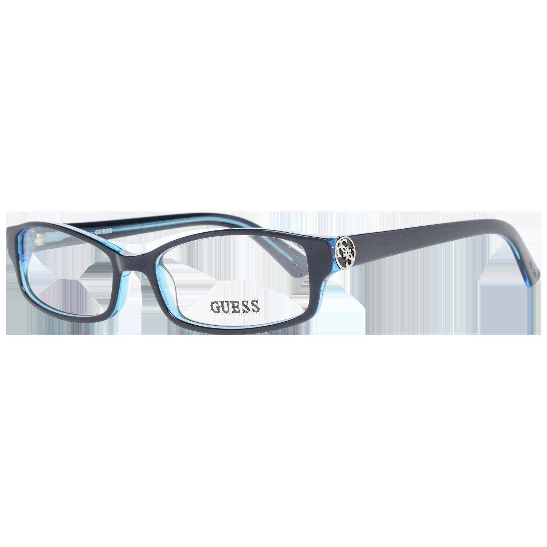 Guess Optical Frame GU2526 090 52 Black