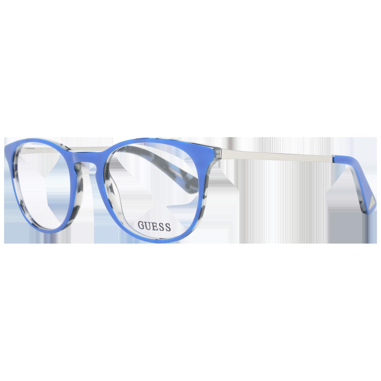 Guess Optical Frame GU2531 092 49 Blue