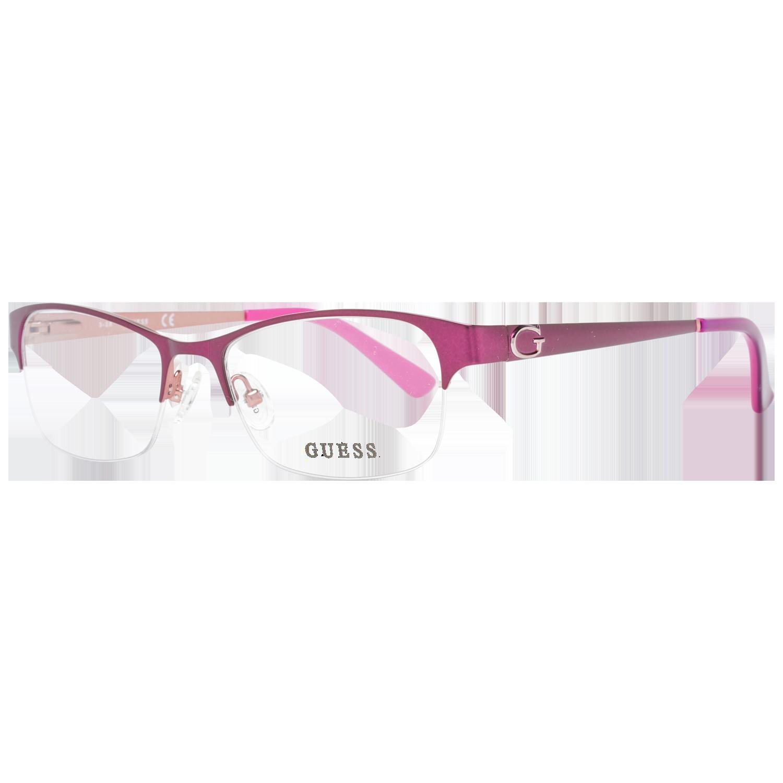 Guess Optical Frame GU2567 083 51 Purple