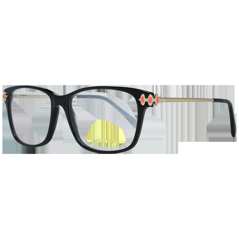 Emilio Pucci Optical Frame EP5054 001 54 Black