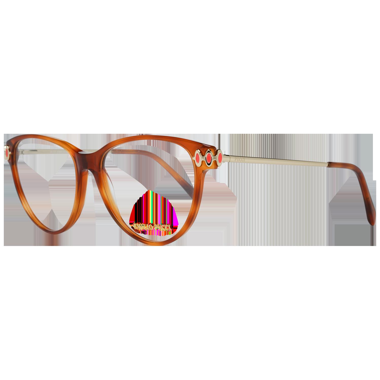 Emilio Pucci Optical Frame EP5055 053 55 Brown