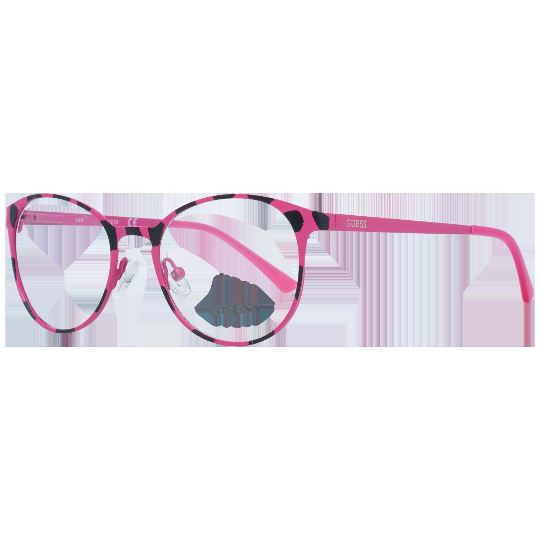 Guess Optical Frame GU3011 074 47 Pink