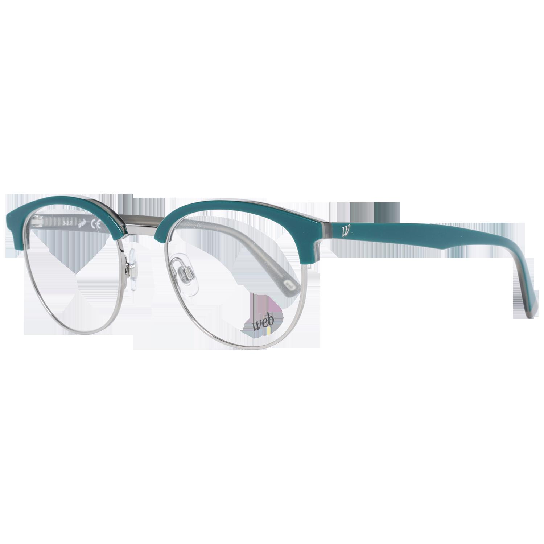 Web Optical Frame WE5225 008 49 Green