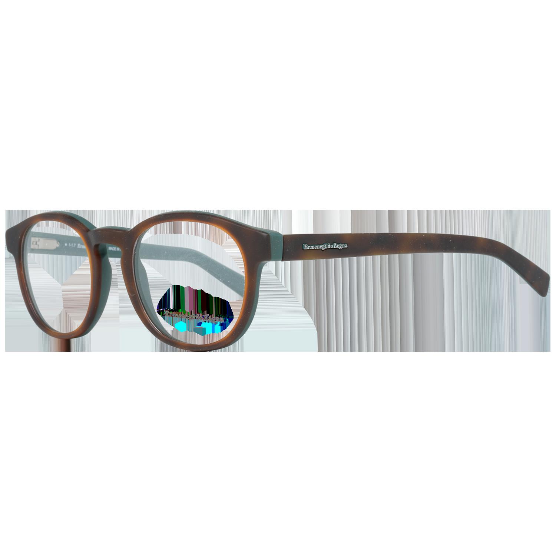 Ermenegildo Zegna Optical Frame EZ5104 A56 50 Brown
