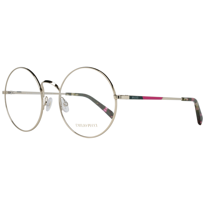 Emilio Pucci Optical Frame EP5061 033 55 Gold