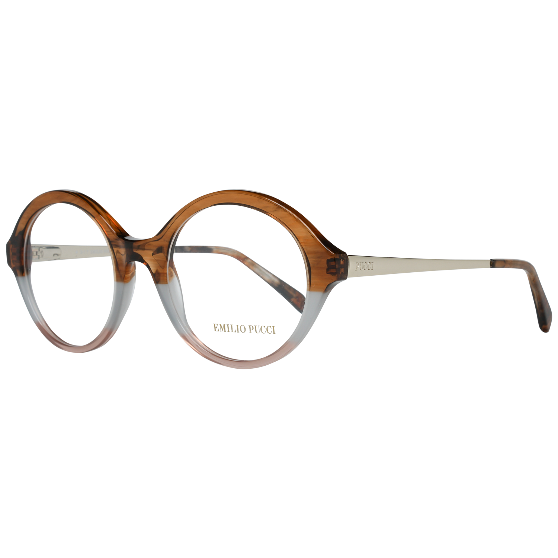 Emilio Pucci Optical Frame EP5064 047 51 Brown