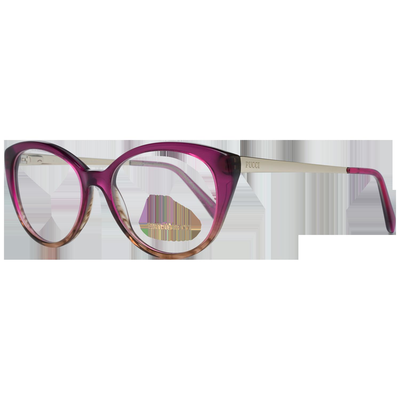 Emilio Pucci Optical Frame EP5063 083 53 Purple