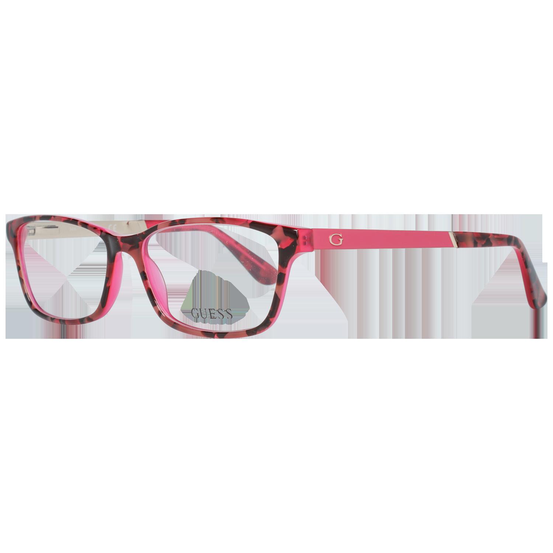 Guess Optical Frame GU2628 074 55 Pink