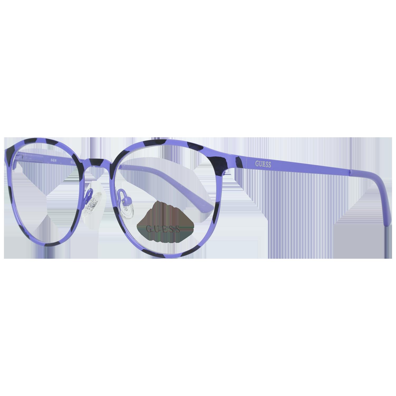 Guess Optical Frame GU3019 083 50 Blue