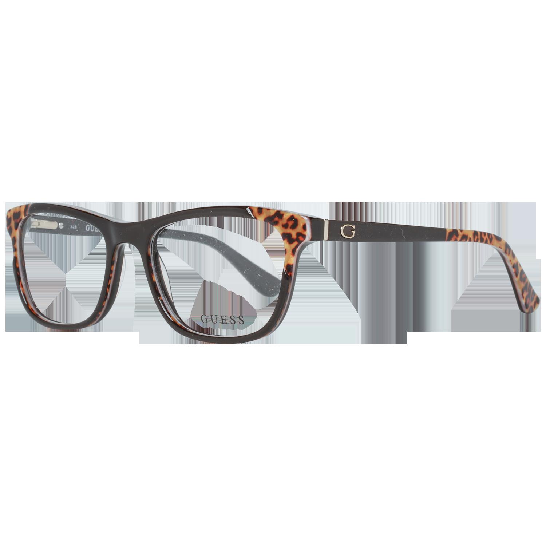 Guess Optical Frame GU2615 050 52 Brown