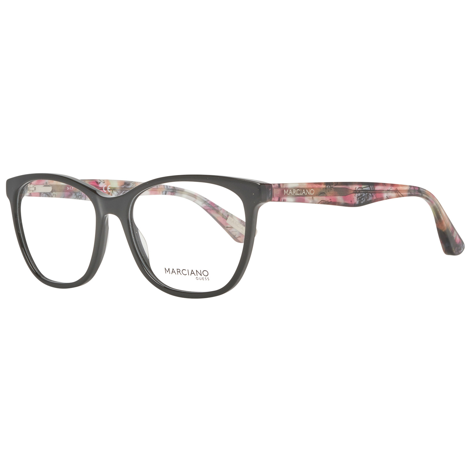 Guess by Marciano Optical Frame GM0315 001 52 Black