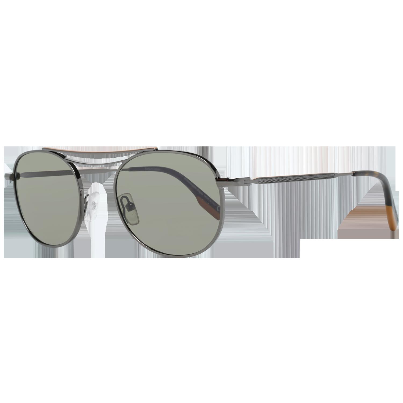 Ermenegildo Zegna Sunglasses EZ0104 08N 50 Gunmetal