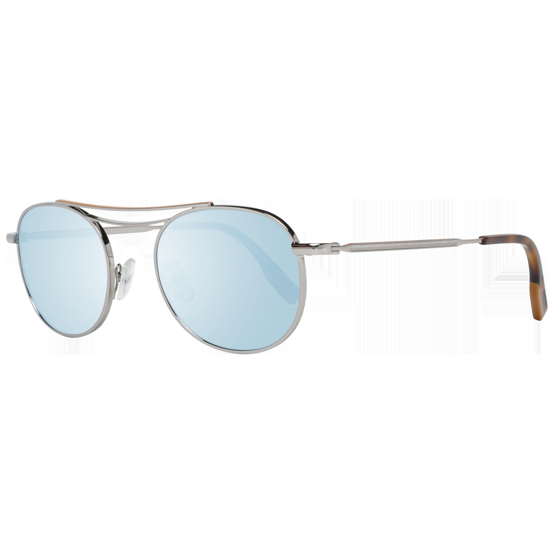 Ermenegildo Zegna Sunglasses EZ0104 18X 50 Silver
