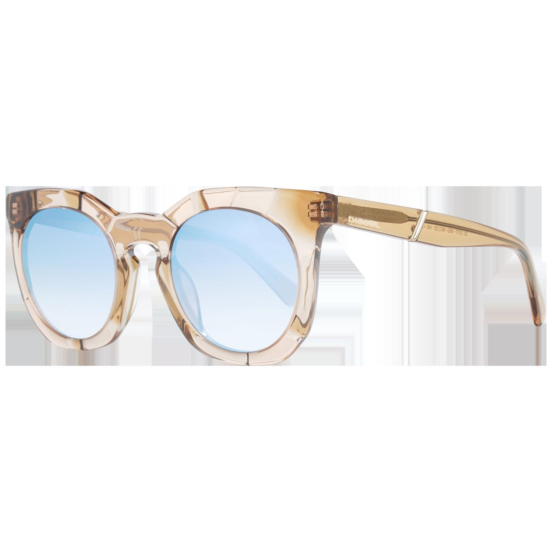 Diesel Sunglasses DL0270 45G 49 Brown