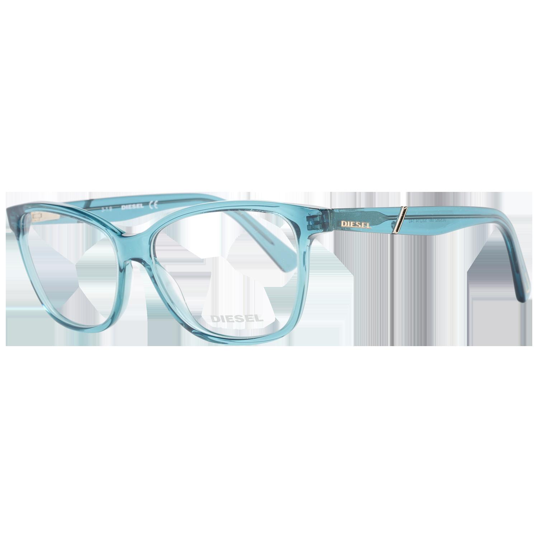 Diesel Optical Frame DL5282 087 53 Turquoise
