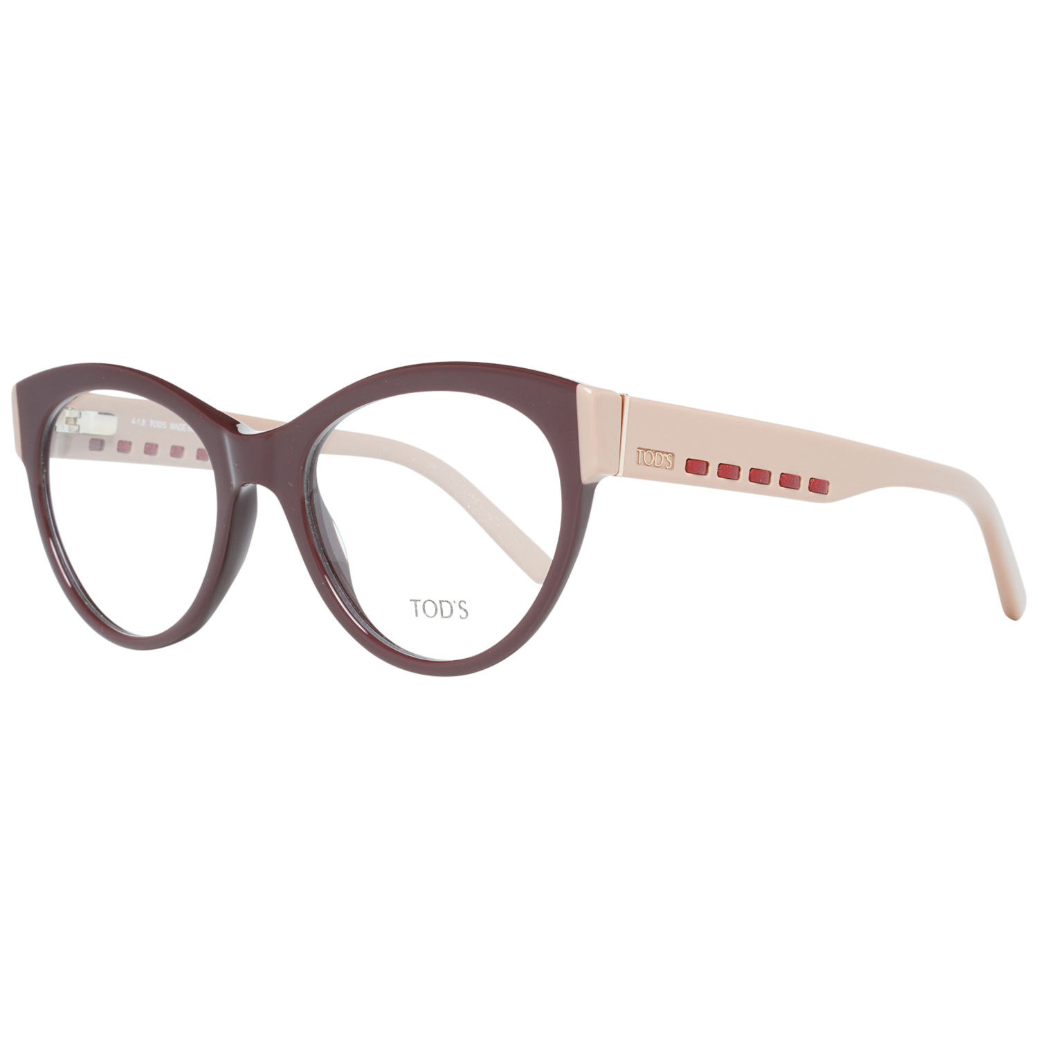 Tods Optical Frame TO5193 069 53 Brown