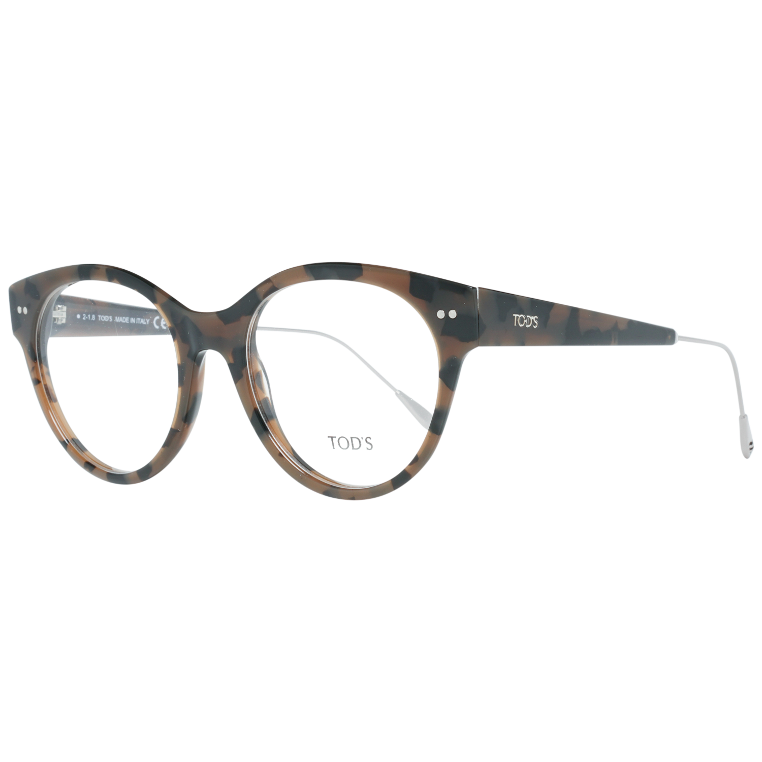 Tods Optical Frame TO5197 055 52 Brown