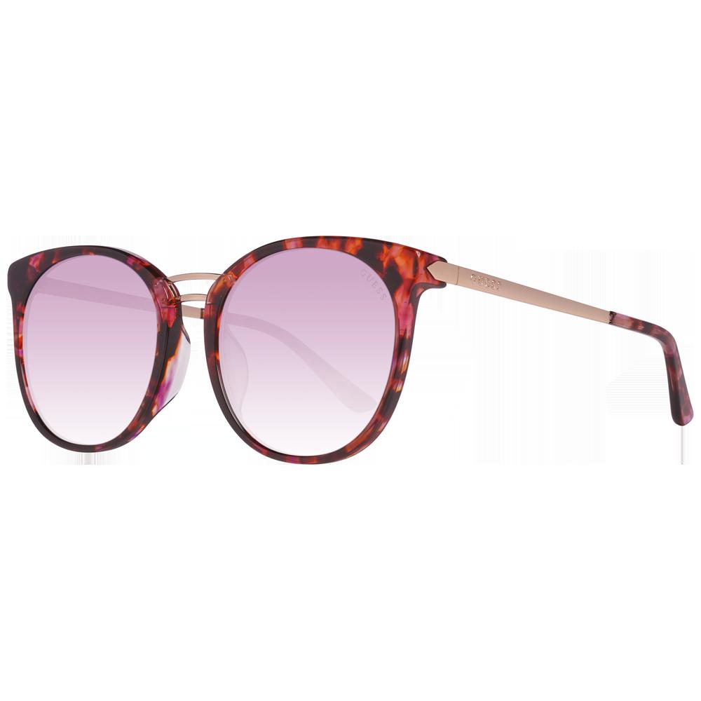 Guess Sunglasses GU7568-F 74Z 56 Brown