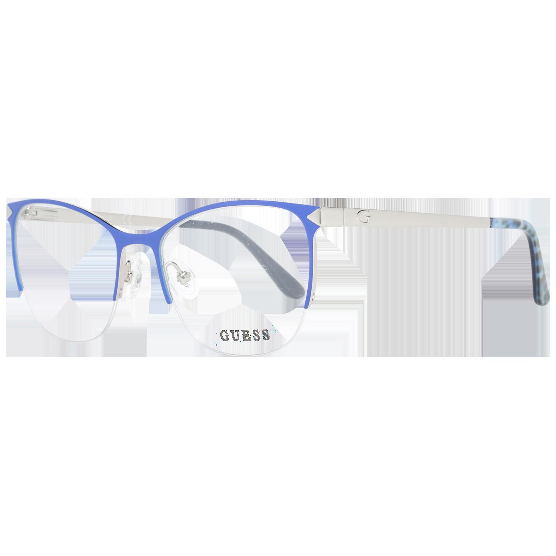 Guess Optical Frame GU2666 090 51 Blue