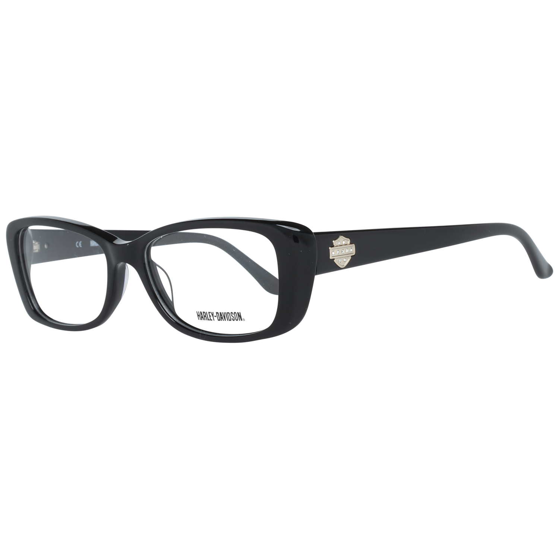 Harley-Davidson Optical Frame HD0521 53 B84 Black