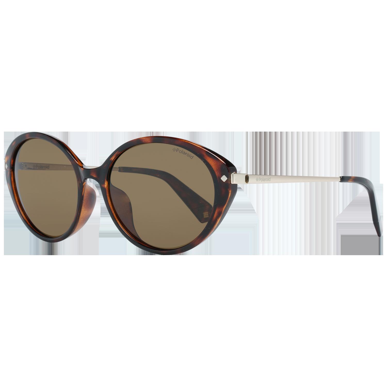 Polaroid Sunglasses PLD 4077/F/S 086 57 Brown