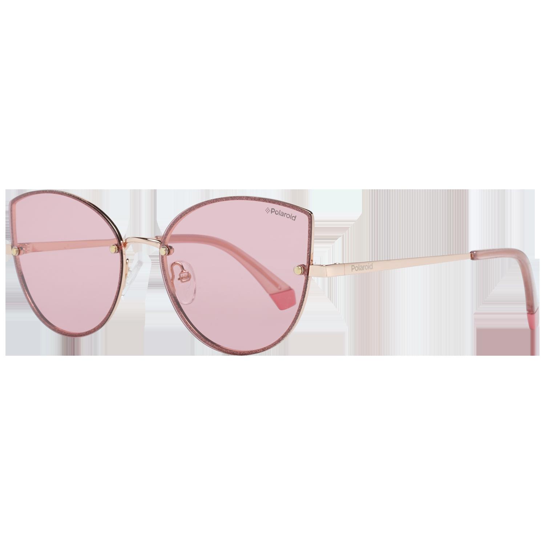 Polaroid Sunglasses PLD 4092/S EYR 58 Gold