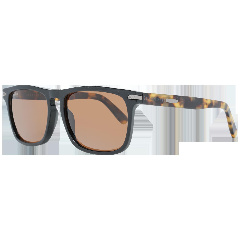 Serengeti Sunglasses 8323 Carlo 56 Black Black