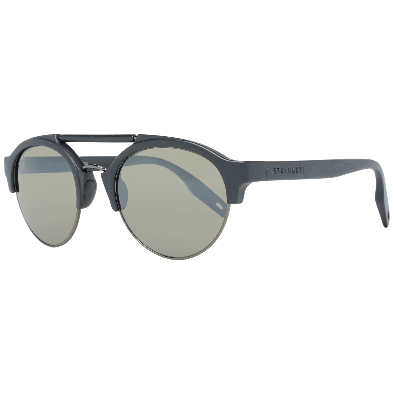 Serengeti Sunglasses 8559 Savio 50 Matte Black Black