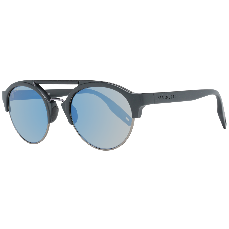 Serengeti Sunglasses 8560 Savio 50 Matte Black Black