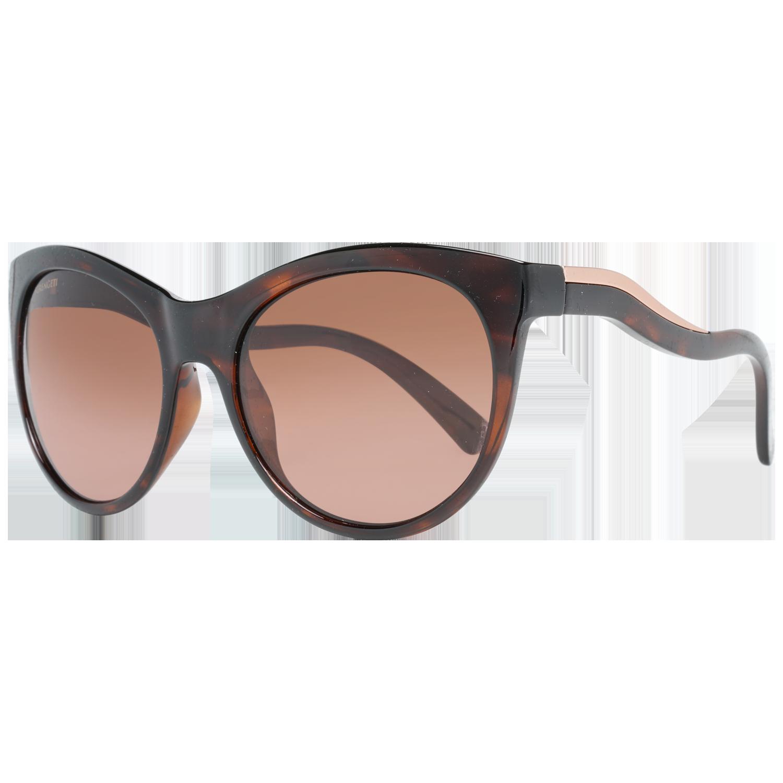 Serengeti Sunglasses 8567 Valentina 57 Shiny Dark Tortoise Brown
