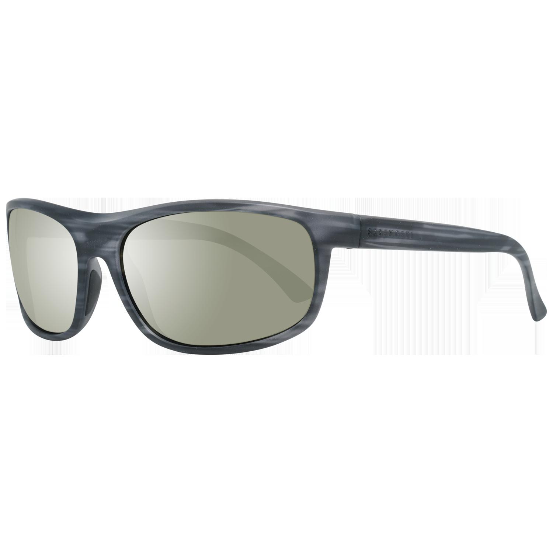 Serengeti Sunglasses 8675 Alessio 62 Soft Feel Striped Gray Grey