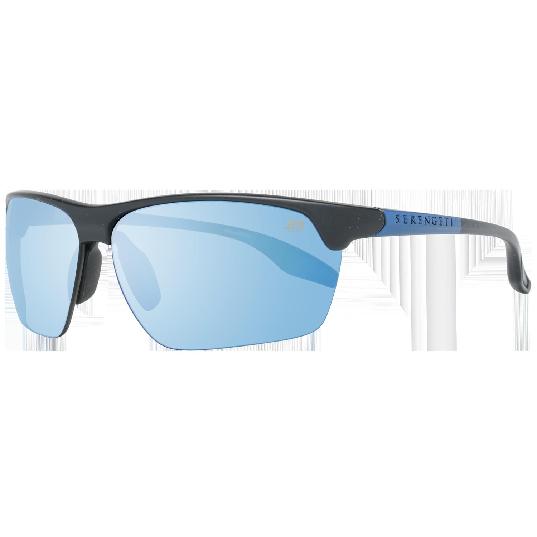 Serengeti Sunglasses 8749 Linosa 68 Matte Black Black