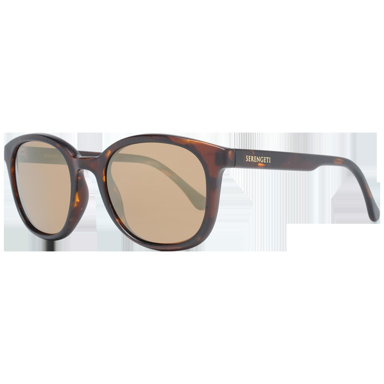 Serengeti Sunglasses 8770 Mara 51 Matte Tortoise Brown