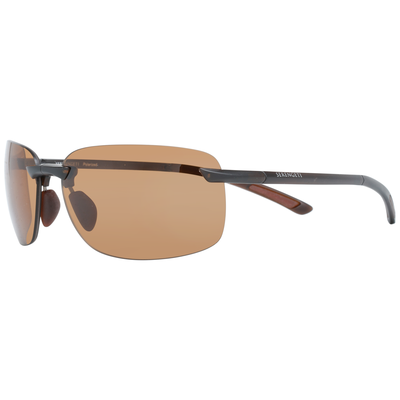Serengeti Sunglasses 8816 Ceriale 62 Matte Brown Brown