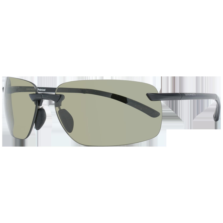 Serengeti Sunglasses 8787 Vernazza 65 Matte Black Black