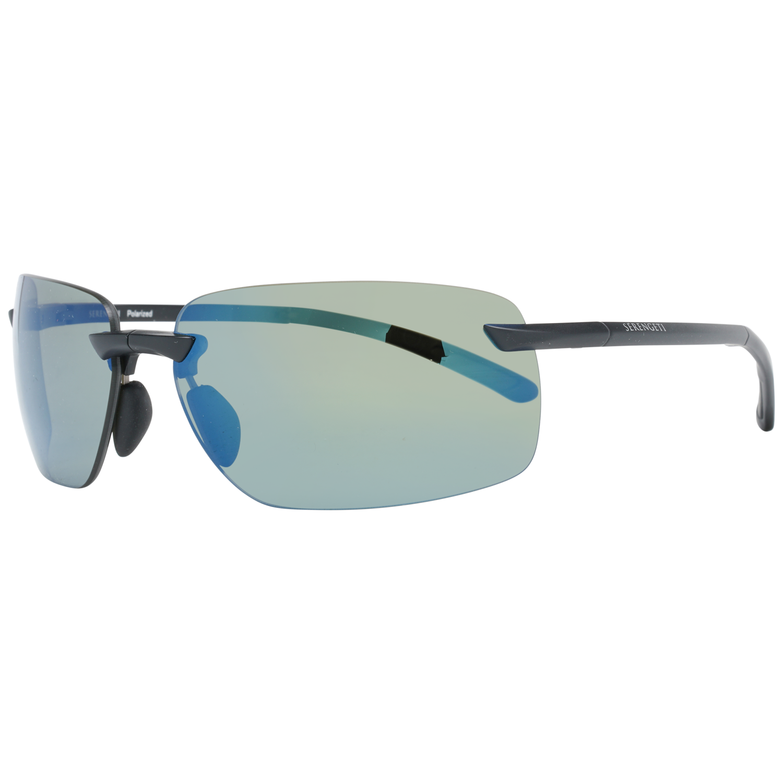 Serengeti Sunglasses 8788 Vernazza 65 Matte Black Black