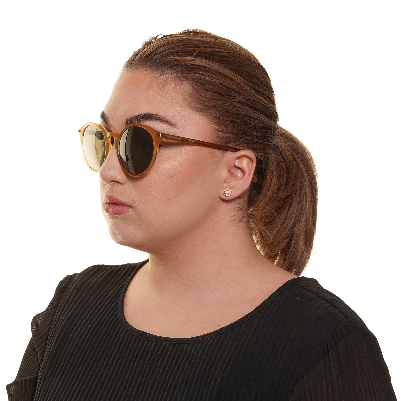 Serengeti Sunglasses 8843 Leonora 51 Shiny Honey Yellow