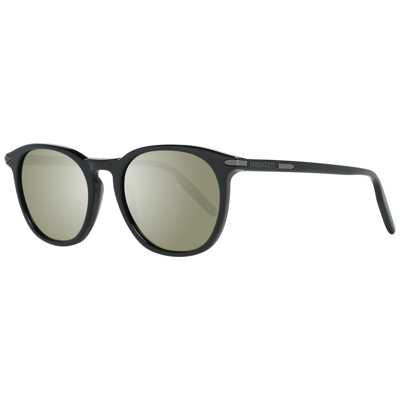 Serengeti Sunglasses 8935 Arlie 55 Shiny Black Black