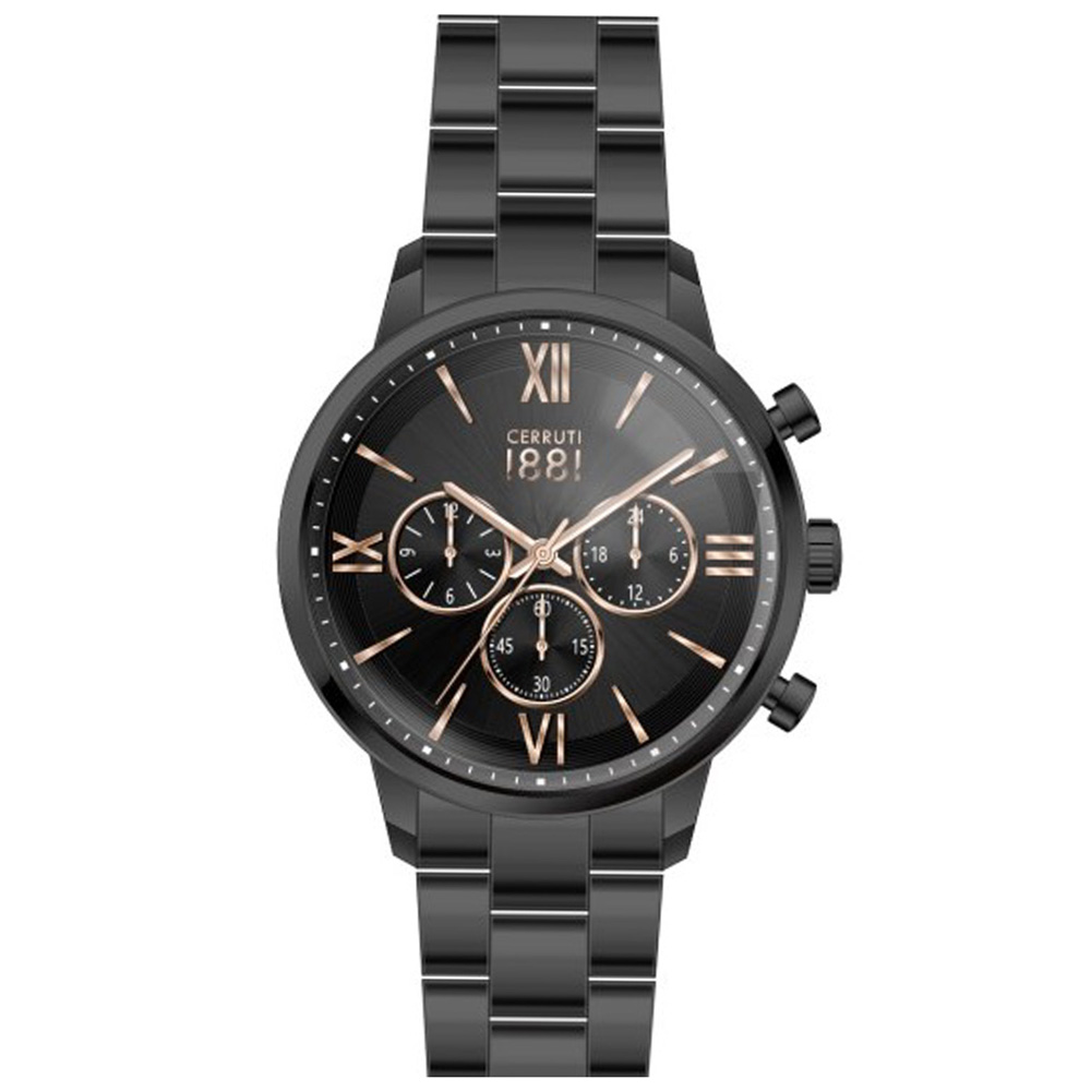 Cerruti 1881 Watch CRA23408 Denno Black