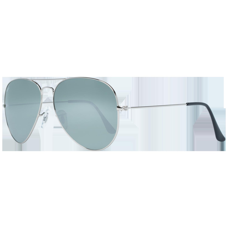 Ray-Ban Sunglasses RB3025 003/40 62 Aviator Silver