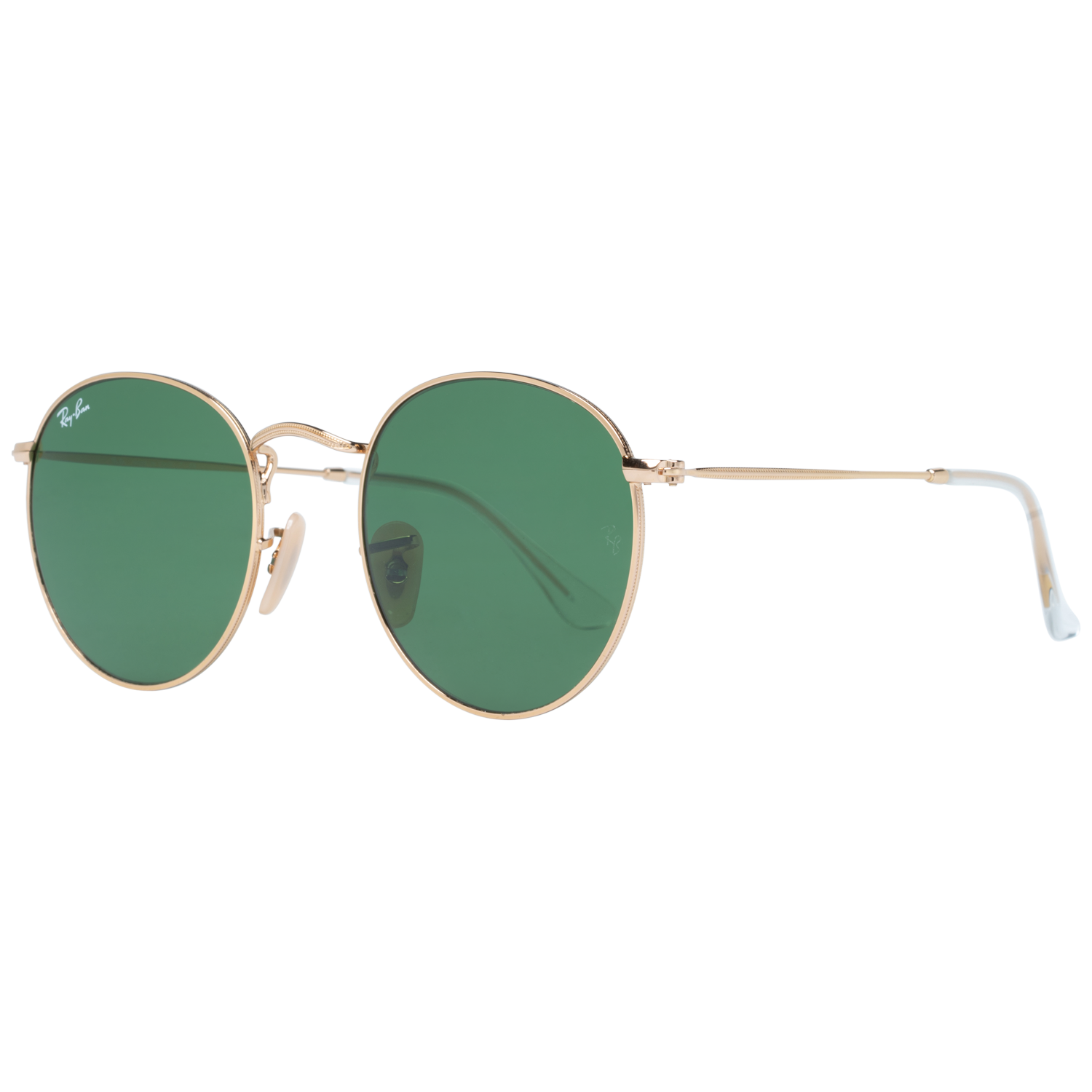 Ray-Ban Sunglasses RB3447 001 50 Round Gold