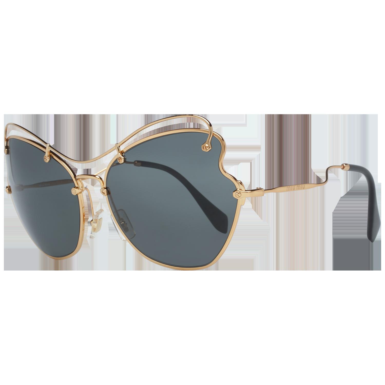 Miu Miu Sunglasses MU56RS 7OE1A1 65 Gold