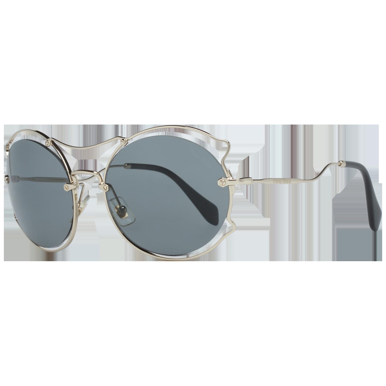 Miu Miu Sunglasses MU50SS ZVN9K1 57 Silver