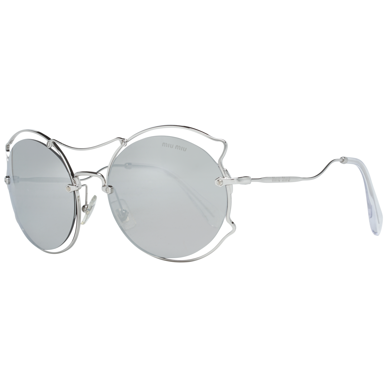 Miu Miu Sunglasses MU50SS 1BC2B0 57 Silver