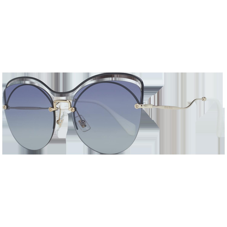 Miu Miu Sunglasses MU50TS UE63A0 60 Silver