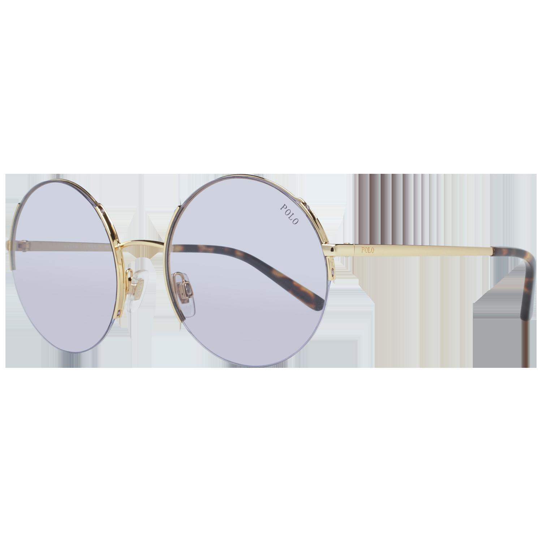 Polo Sunglasses PH3120 90041A 55 Gold