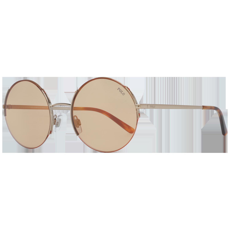 Polo By Ralph Lauren Polo Sunglasses PH3120 9334R1 55 Gold