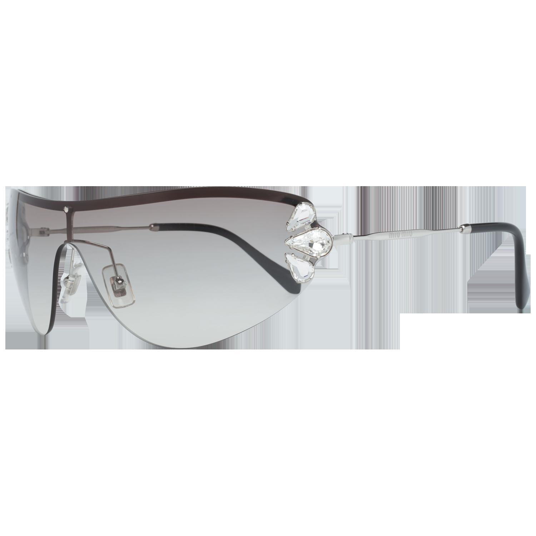 Miu Miu Sunglasses MU66US 1BC0A7 48 Black