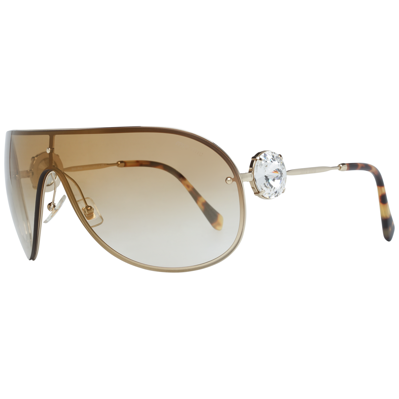 Miu Miu Sunglasses MU67US ZVN2G2 37 Gold