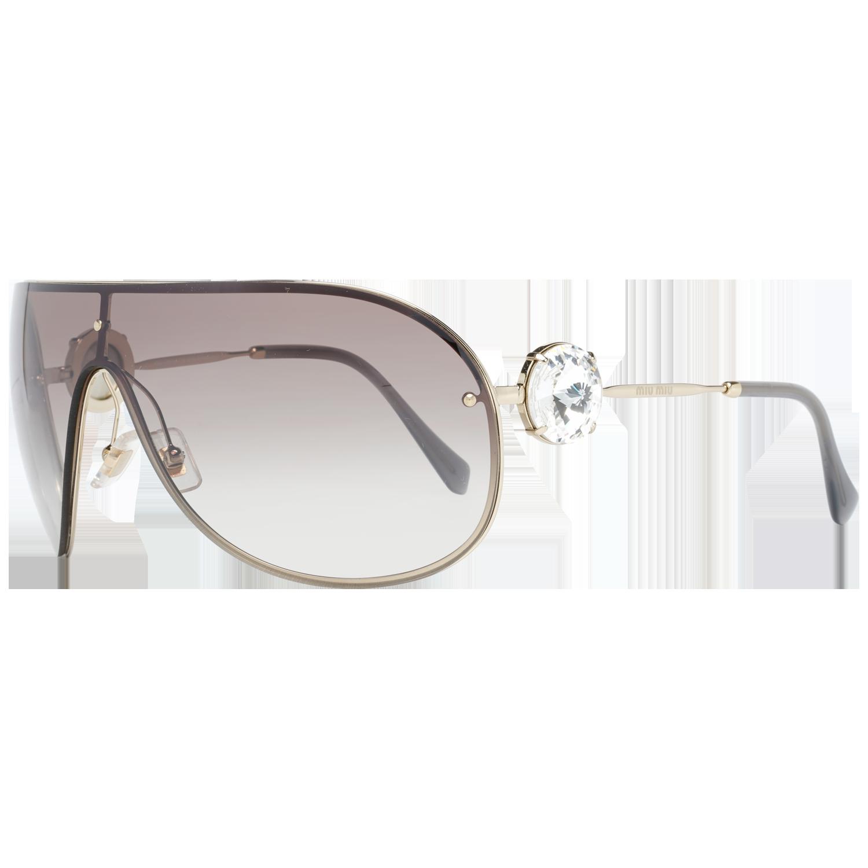 Miu Miu Sunglasses MU67US ZVN5O0 37 Gold